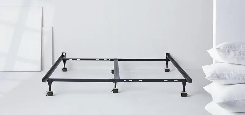 DreamCloud's Metal Bed Frame